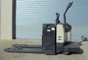 Electric Forklift Rider Pallet PE Series 2013