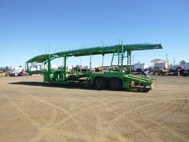 Unknown Semi  Car Carrier Trailer - picture0' - Click to enlarge