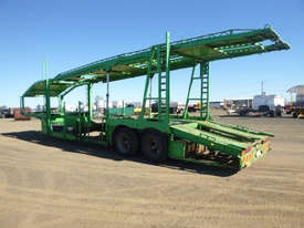 Unknown Semi  Car Carrier Trailer - picture1' - Click to enlarge