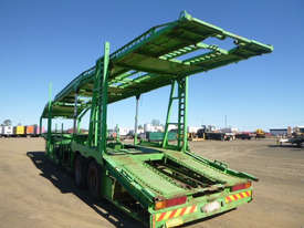 Unknown Semi  Car Carrier Trailer - picture3' - Click to enlarge