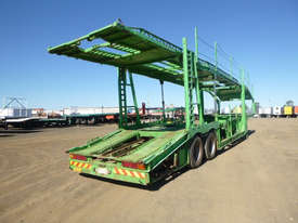 Unknown Semi  Car Carrier Trailer - picture5' - Click to enlarge