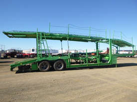 Unknown Semi  Car Carrier Trailer - picture7' - Click to enlarge