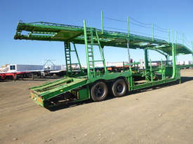 Unknown Semi  Car Carrier Trailer - picture8' - Click to enlarge