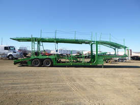 Unknown Semi  Car Carrier Trailer - picture12' - Click to enlarge