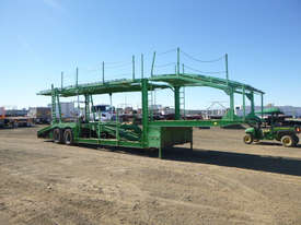 Unknown Semi  Car Carrier Trailer - picture18' - Click to enlarge