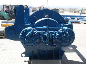 Rapp Hydema 24 ton hydraulic winches - picture1' - Click to enlarge