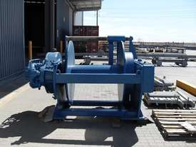 Rapp Hydema 24 ton hydraulic winches - picture2' - Click to enlarge