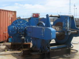 Rapp Hydema 24 ton hydraulic winches - picture3' - Click to enlarge