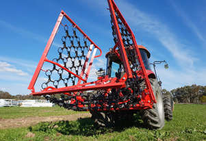 2020 AGROMASTER DT HK600 FOLDING CHAIN HARROWS (6.0M)