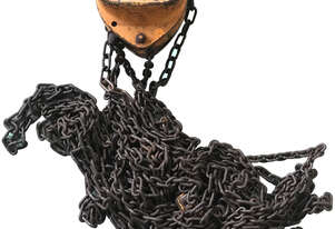 Harrington Chain Hoist 0.5 Tonne x 6 metre chain