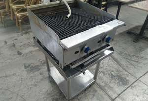 Cook Rite Radiant Broiler With Stainles
