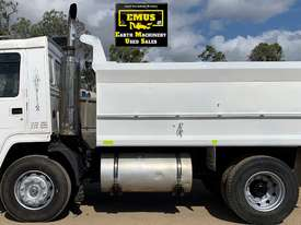 Volvo FL10 Tandem Tipper, new paint job. TS508 - picture0' - Click to enlarge