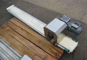 Motorised Belt Conveyor - 1.6m long