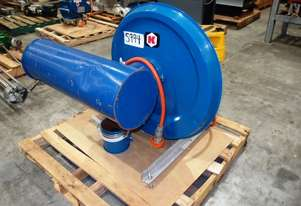 Centrifugal Fan, IN/OUT: 150mm Dia