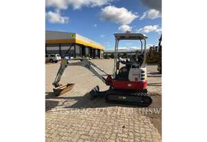 TAKEUCHI MFG. CO. LTD. TB215R Track Excavators
