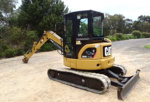 Cat Caterpillar Excavator 4 Tonner