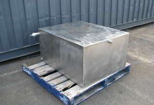Stainless Steel Holding Tank - 400L