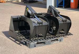 Ex-Show Skid Steer 1665mm Rock Grapple Bucket