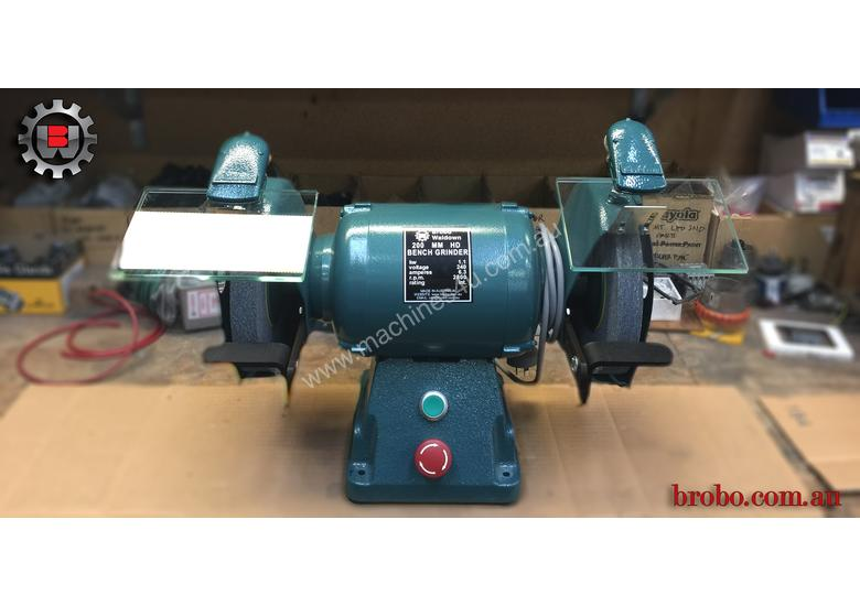 BROBO 200HD & 250HD SERIES BENCH GRINDER
