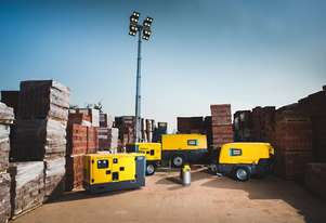 Atlas Copco   Generators