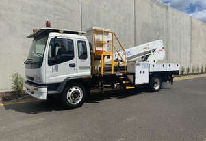 Isuzu FSR700 Elevated Work Platform Truck