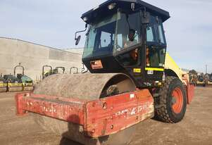 DYNAPAC CA152D 7T SMOOTH DRUM ROLLER WITH A/C CABIN AND LOW 1560 HOURS