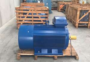 220 kw 300 hp 6 pole 980 rpm 415 volt 355L frame Fasco AC squirrel cage Electric Motor