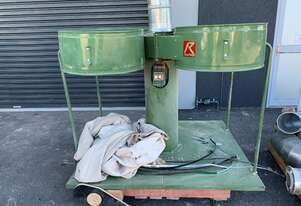 Used Dust Extractor Rapid