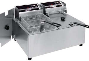 Birko   1001002 Double Fryer 5L