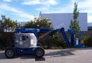 Genie 34ft (10.5m) Rough Terrain Articulating Boom Lift - Diesel