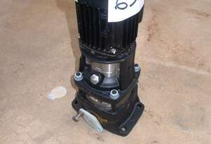 Multistage Pump, IN: 32mm Dia, OUT: 32mm Dia, 5.8m3/hr