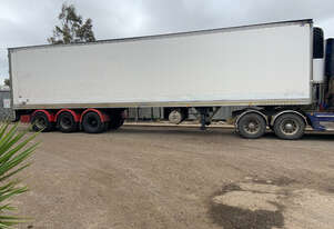 Southern Cross R/T Combination Refrigerated Van Trailer