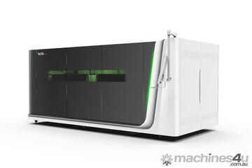 The most compact full sheet laser cutter on the market  -  Bodor i7 2kW. In our Melbourne showroom