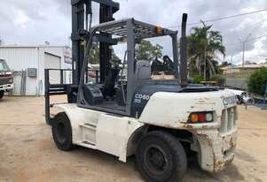 High Performance Crown 6 Ton Forklift