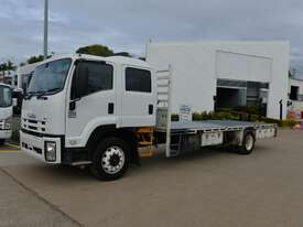 2009 ISUZU FTR 900 - Dual Cab - Tray Truck - picture0' - Click to enlarge