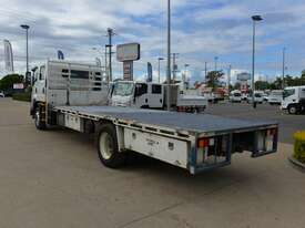 2009 ISUZU FTR 900 - Dual Cab - Tray Truck - picture1' - Click to enlarge