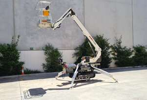 Platform Basket - 13 m Crawler Mounted Spider Lift - 1380 EP