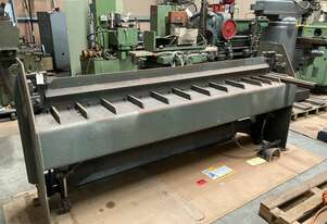 Used AE Air Operated Guillotine