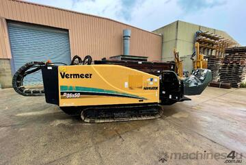 Vermeer D36x50 SII Horizontal Directional Drill