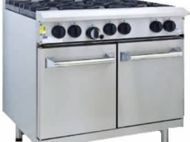 Luus RS-9P -900 Grill and Oven Professional Series