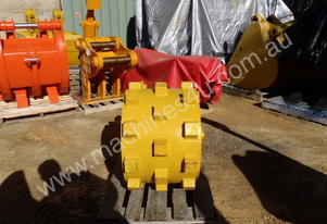 SEC 20 Ton Compaction Wheel