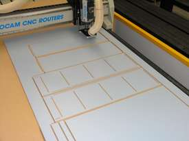 Cabinet Master Nesting CNC including Extraction  & - picture2' - Click to enlarge