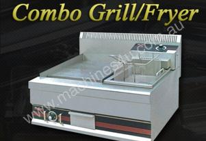 Fischer GRILL / FRYER COMBO UNIT
