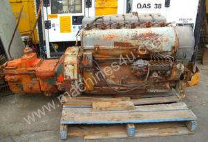 deutz F6L-912w 6cyl mine spec engine ,