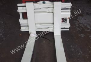 Swf Attachments Rotating Fork Clamp