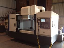 Hyundai Wia Vertical Machining Centres - picture2' - Click to enlarge