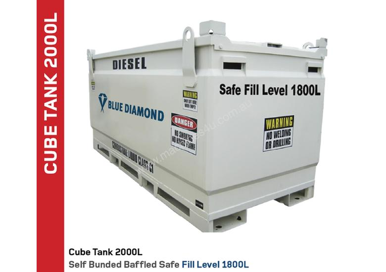 new 2018 blue diamond 2000l fuel tanks in kewdale wa. Black Bedroom Furniture Sets. Home Design Ideas