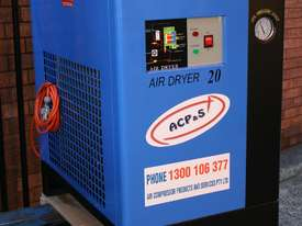 104cfm Compressed Air Refrigerated Dryer for removing water from compressed air - picture0' - Click to enlarge