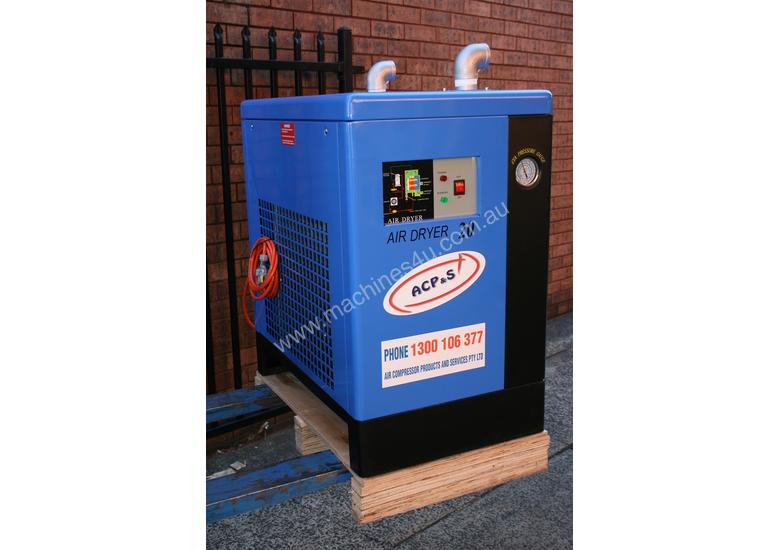 104cfm Compressed Air Refrigerated Dryer for removing water from compressed air