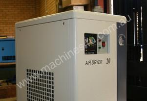 Sale - 98cfm Refrigerated Compressed Air Dryer